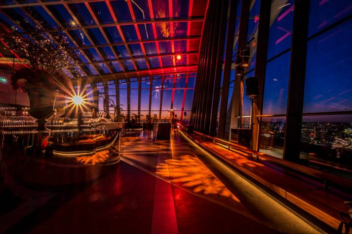 sky-garden-at-night-bespoke-events-london-incognito-red-lighting